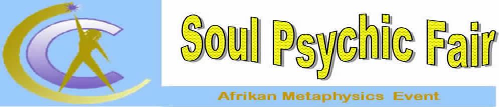 Soul Psychic Fair Logo